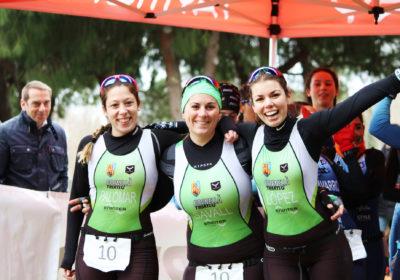 Duatló del Prat per equips